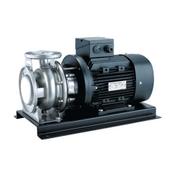 APEC-SUN HORIZONTAL STAINLESS STEEL CENTRIFUGAL SINGLE-STAGE PUMP