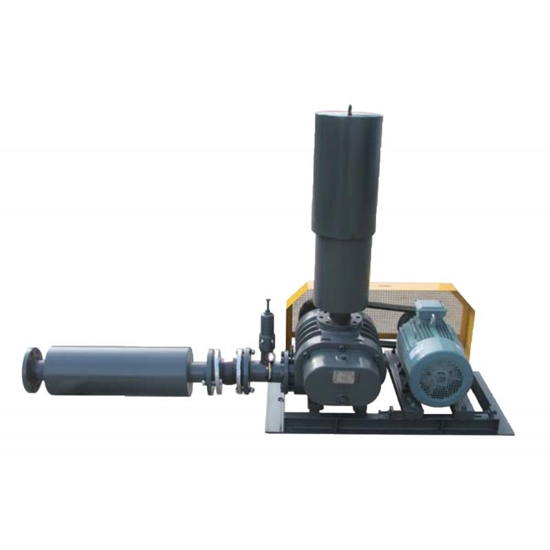 Low Pressure Blower : Airflow low pressure roots blower