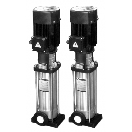 APEC-SUN STAINLESS STEEL MULTISTAGE CENTRIFUGAL PUMP